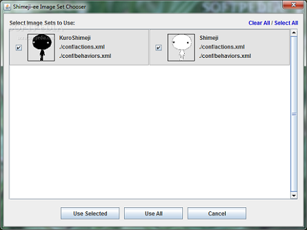 Download Shimeji-ee 1.0.7